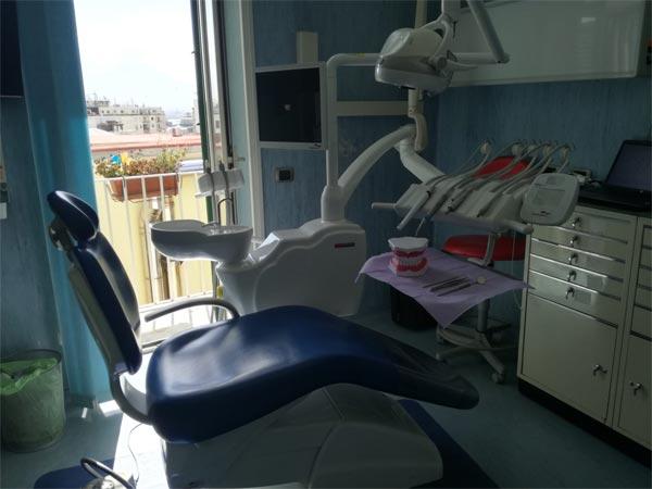 Studio Dentistico Dott.ri Paolo e Cristina Papa | Medici Chirurghi Odontoiatri a Napoli: riunito odontoiatrico