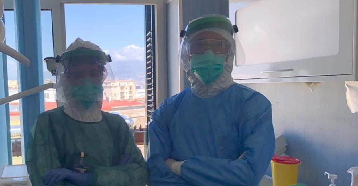 Studio Dentistico dott.ri Paolo e Cristina Papa a Napoli